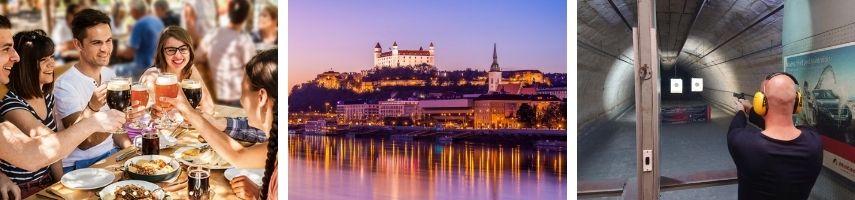 Activiteiten Bratislava