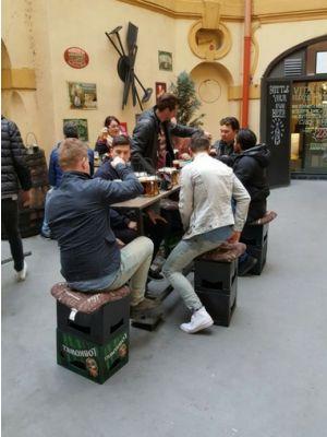Bierproeverij - biertour Praag