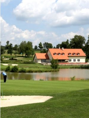 Golf Country Club Mstetice praag s