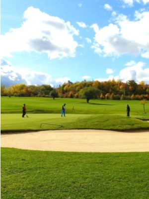 Golf Country Club Mstětice - Green fee 18-holes