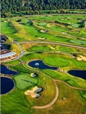 Golfbaan, Resort, Golf Park Plzen Dysina , tsjechie, golfen, golfreizen, west bohemen, pilsen, small