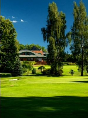 Golf Resort Black Bridge Praag  tsjechie s
