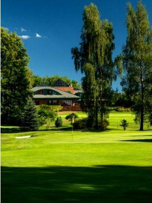 Golf Resort Black Bridge Praag  tsjechie s