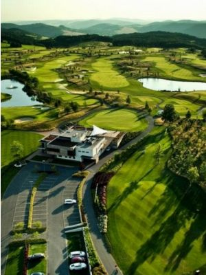 Golf Spa Resort Konopiste Benesov Praag s