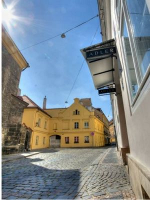Hotel Adler - Praag