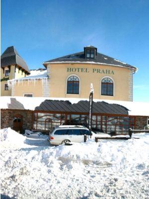 Hotel Praha - Bozi Dar