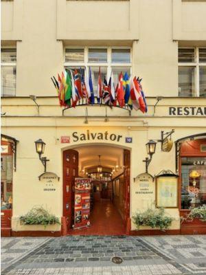Hotel Salvator - Praag