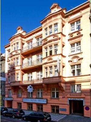 Hotel Rubicon Praag s