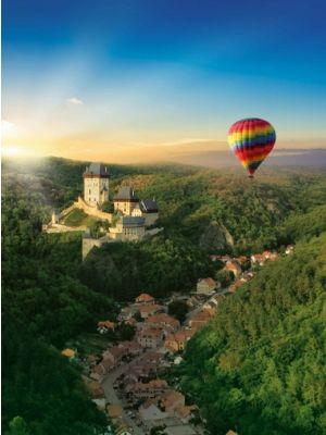 Ballonvaart Praag