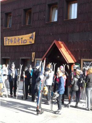 Wintersport Hotel Zeleny Dum  Klinovec - Fichtelberg, small