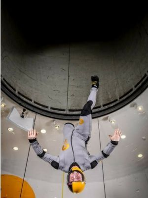 Indoor Skydiving Praag
