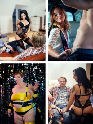 Striptease Praag