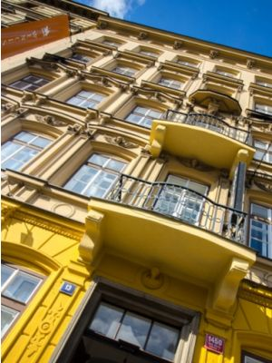 Hotel Wenceslas Square - Praag
