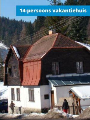 Vakantiehuis Sjezdovka - Nove Hamry
