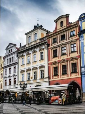 James Hotel & Apartments - Praag