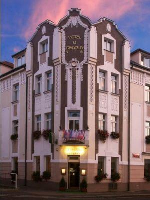 Hotel U Divadla - Praag
