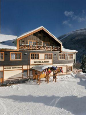 Hotel Martin Kristyna Spindleruv Mlyn, winter, tsjechie, small