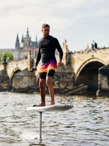 eFoil surfen Praag