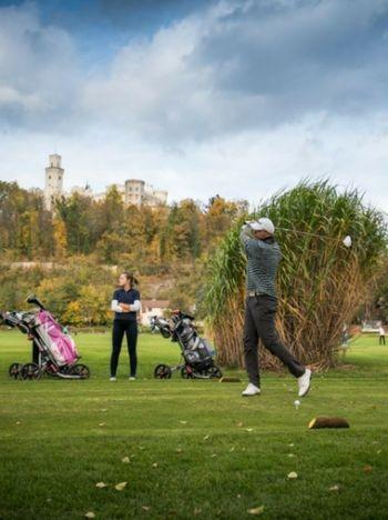 Golfpakket F - 5-daagse budget golfreis West & Zuid Bohemen