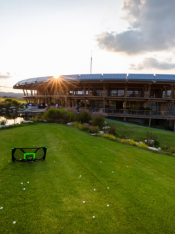 Golf resort Panorama