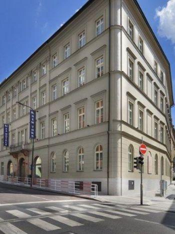 EA Hotel New Town - Praag