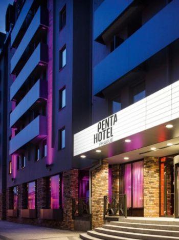 Penta Hotel - Praag
