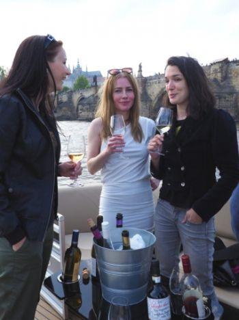 Wijncruise Praag inclusief wijnproeverij