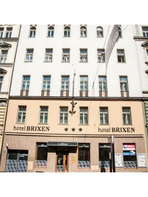 Hotel Brixen - Praag