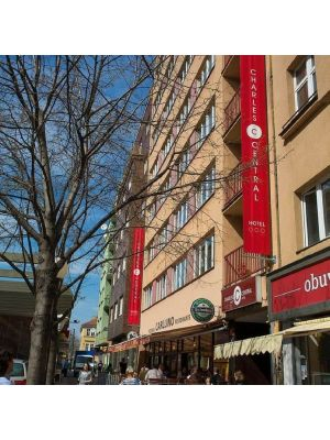 Hotel Charles Central - Praag
