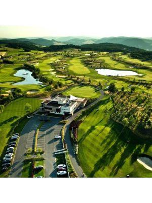 arrangement, golfreis, Konopiste, golfen, tsjechie, praag,