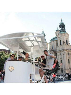 Bierfiets tour Praag