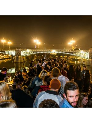 Boat Party Praag