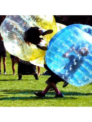 Bubble voetbal Praag