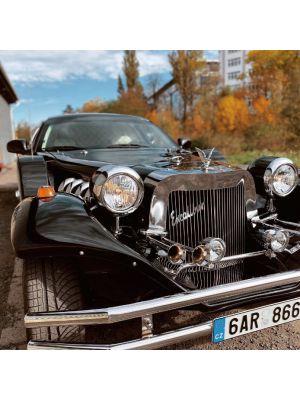 Excalibur limousine Praag - max. 8 personen