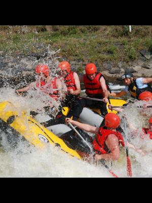 Extreme Rafting Praag