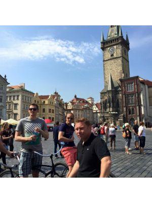 Fietstour Praag met Nederlandse gids
