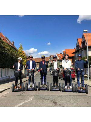 Fun & Bier Segway Tour Praag
