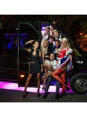 VIP Shuttle Transfer Praag