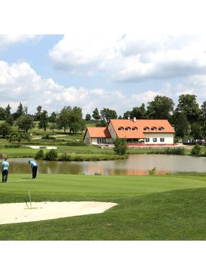 Golf Country Club Mstetice Praag