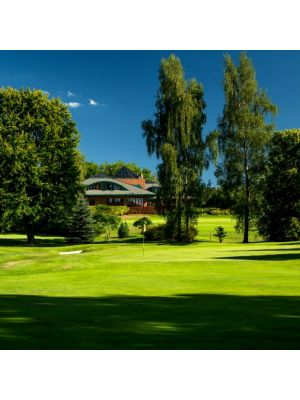 Golf Resort Black Bridge  Praag  tsjechie green