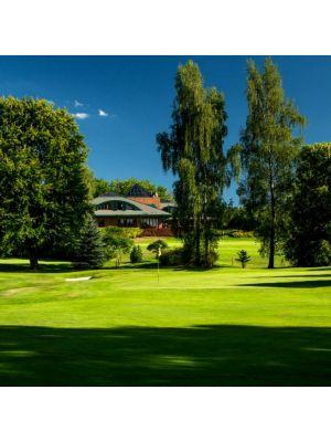 Golf Resort Black Bridge  Praag  tsjechie green