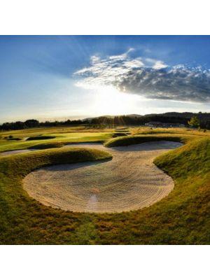 Golfbaan Marianske Lazne,  Royal Golf Club Marienbad, clubhuis