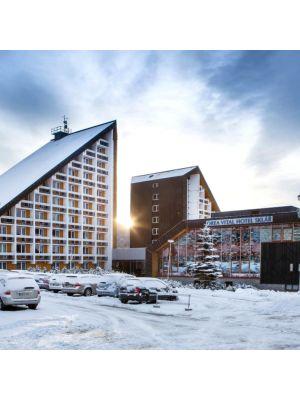 Hotel Zeleny Dum  - Klinovec - Fichtelberg, Wintersport