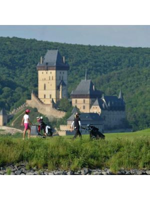 Golfpakket A - 4-daagse Golf & Prague City – Shortbreak