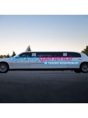Lincoln limousine Praag - max. 8 personen