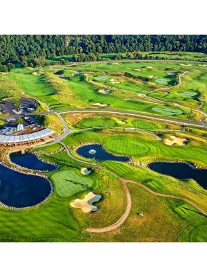 Golfbaan, Resort, Golf Park Plzen Dysina , tsjechie, golfen, golfreizen, west bohemen, pilsen,