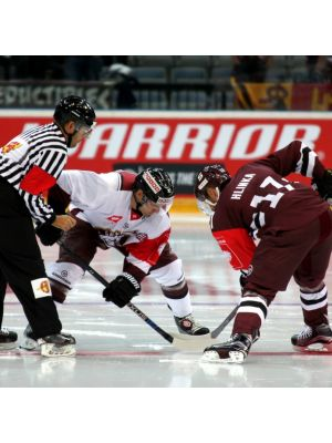 IJshockeywedstrijd Praag