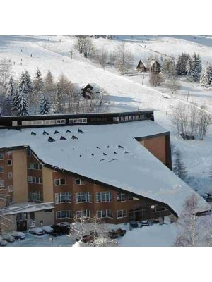 Hotel Duha harrachov wintersport tsjechie