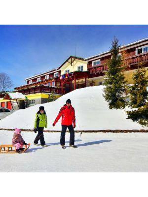 Hotel Martin Kristyna Spindleruv Mlyn, winter, tsjechie