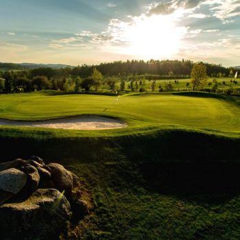 Konopiste Golf Resort - Green fee 18-holes